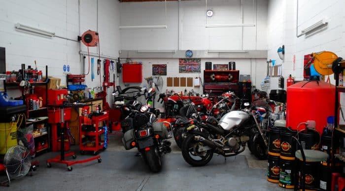 Keuntungan Membuka Bengkel Motor