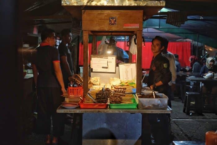 Rincian Modal Usaha Angkringan