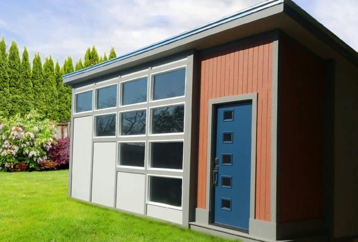 59 Contoh Desain Rumah Gudang Modern Dan Minimalis