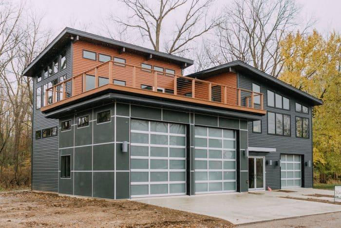 Desain Rumah Impian Dengan Balkon Luas
