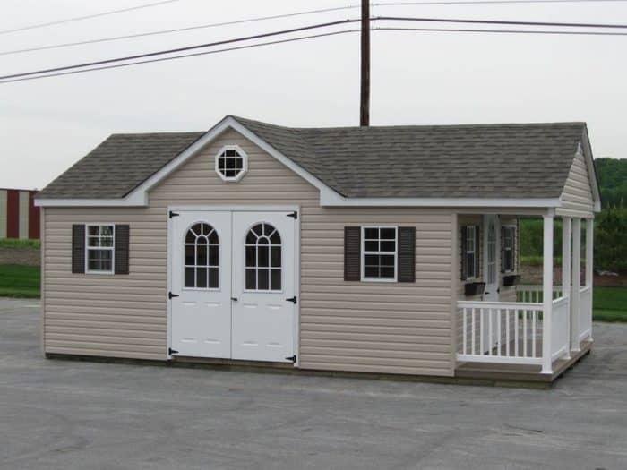 Rumah Gudang Sekaligus Rumah