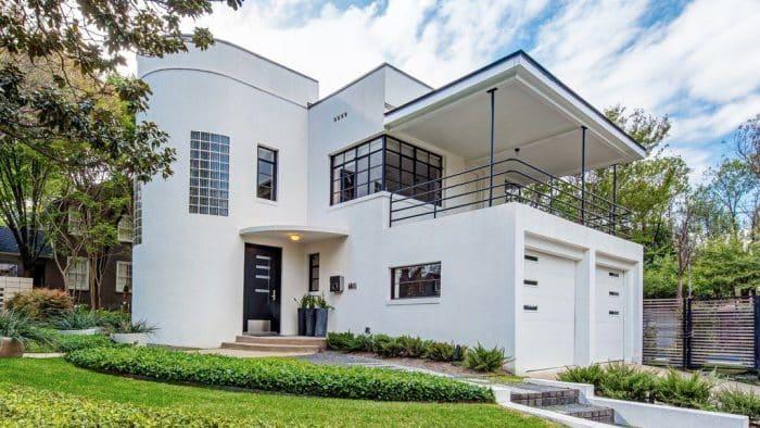 Desain Arsitektur Rumah Modern