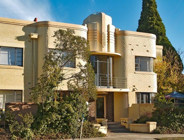 Desain Arsitektur Rumah Model Art Deco Australia