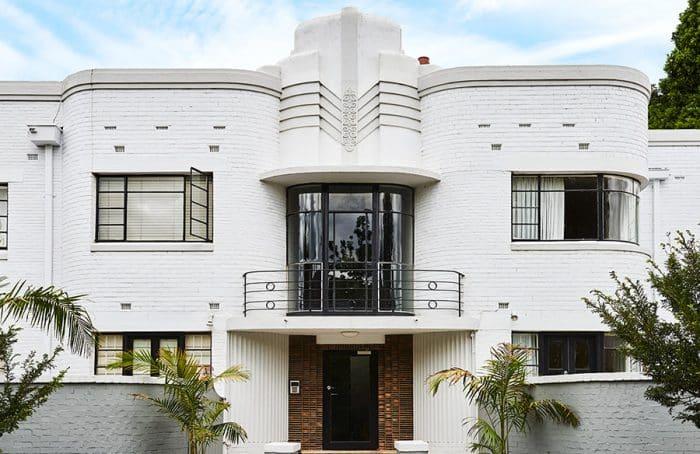 Desain Rumah Art Deco Minimalis