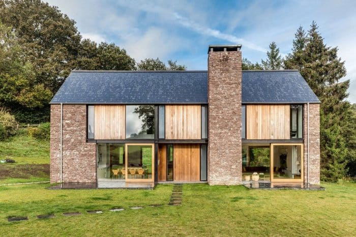 Desain Rumah Impian Menyerupai Aula