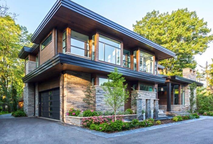 Desain Rumah Impian Gaya Kontemporer Modern