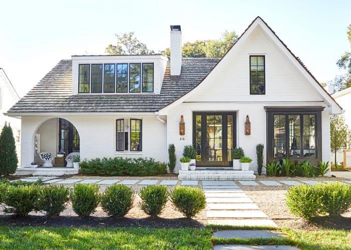 Desain Rumah Mewah Modern Gaya Amerika