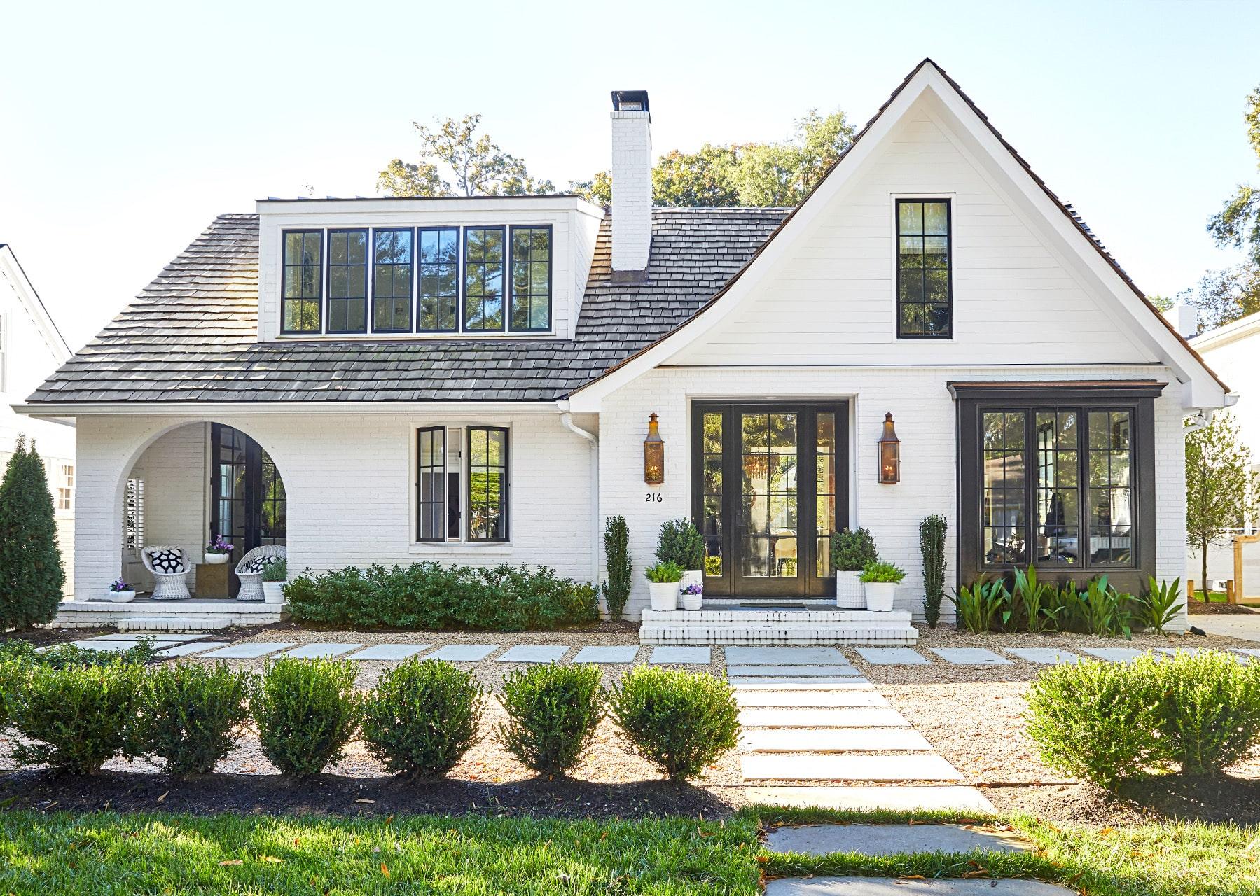 34 Desain Rumah Mewah Modern Gaya Amerika Thegorbalsla