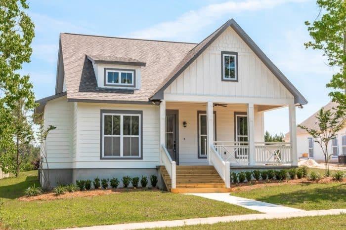 Desain Rumah Impian Klasik Minimalis