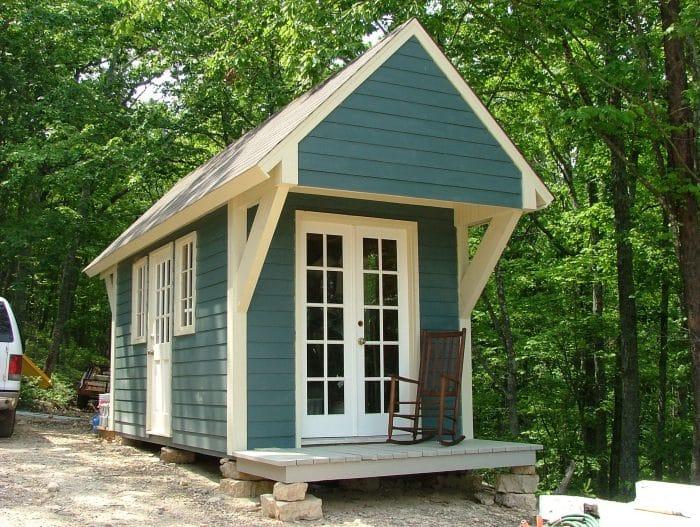Rumah Gudang Atap