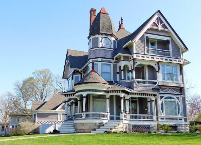 Desain Rumah Impian Gaya Victoria