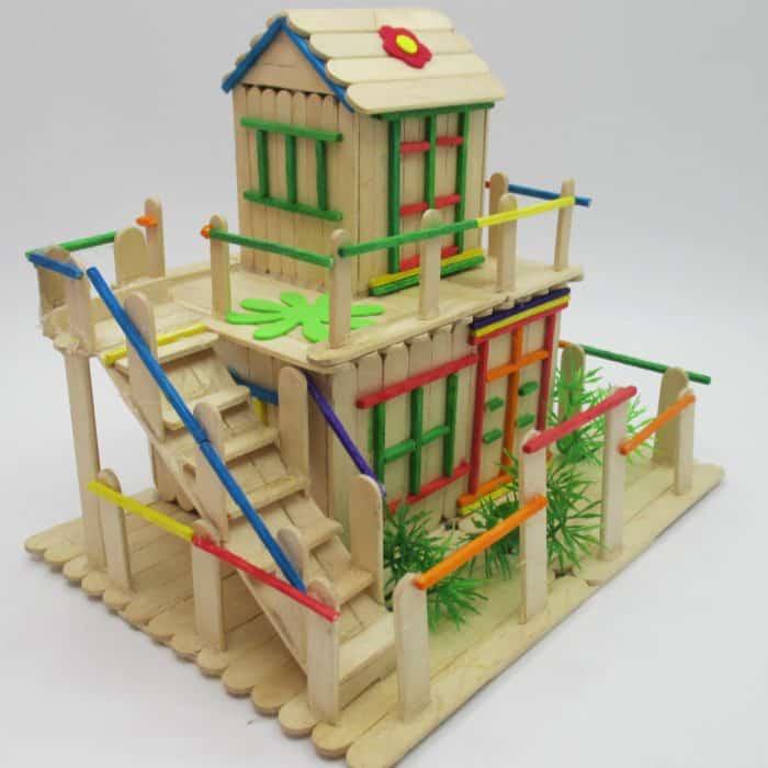 Rumah Stik Pelangi