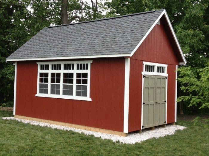 Rumah Gudang Garasi
