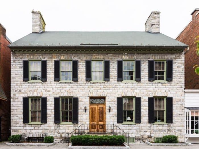 Desain Rumah Impian Gaya Kolonial Modern