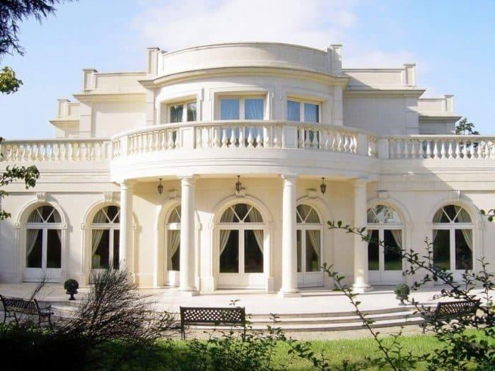 Desain Rumah Impian Gaya Eropa Modern