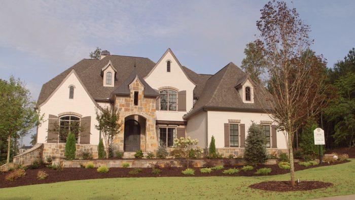 Desain Rumah Impian Dengan Atap Runcing
