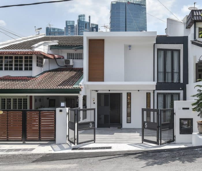 Desain Rumah Bagian Luar ala Malaysia