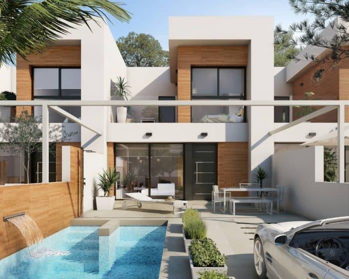Desain Rumah Impian Dengan Kolam Renang Kecil