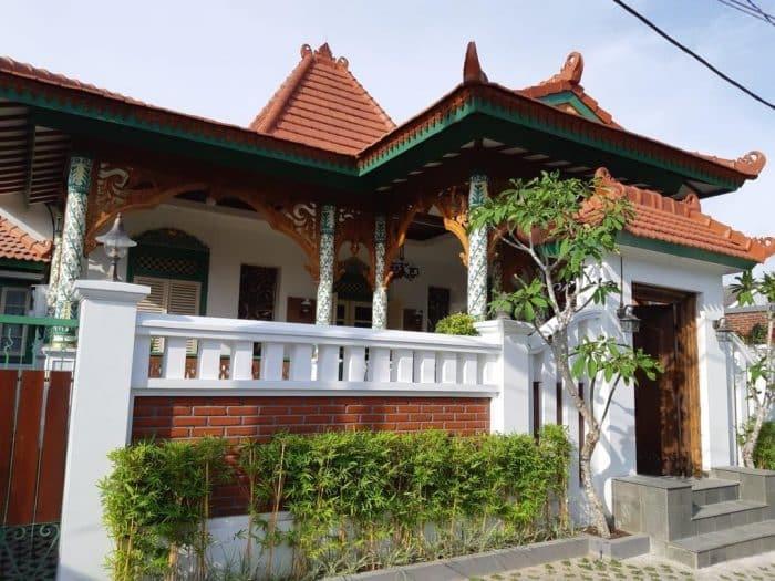 45 Contoh Desain Rumah Jawa Dan Joglo (Klasik Dan Modern)