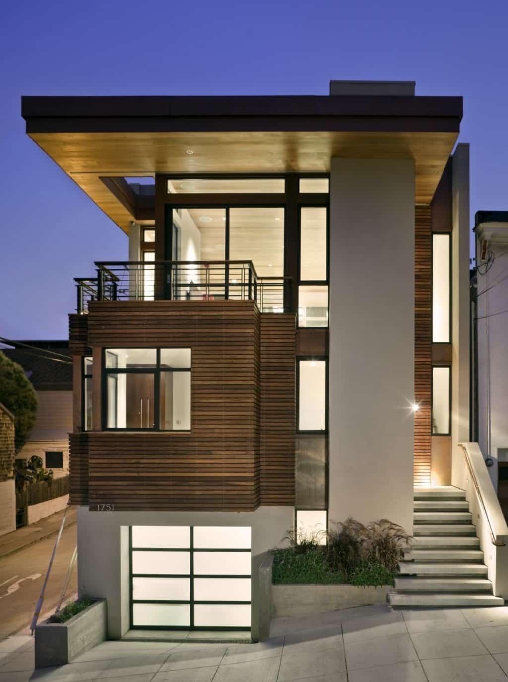 49+ Contoh Desain Rumah Bertingkat (Terlengkap)
