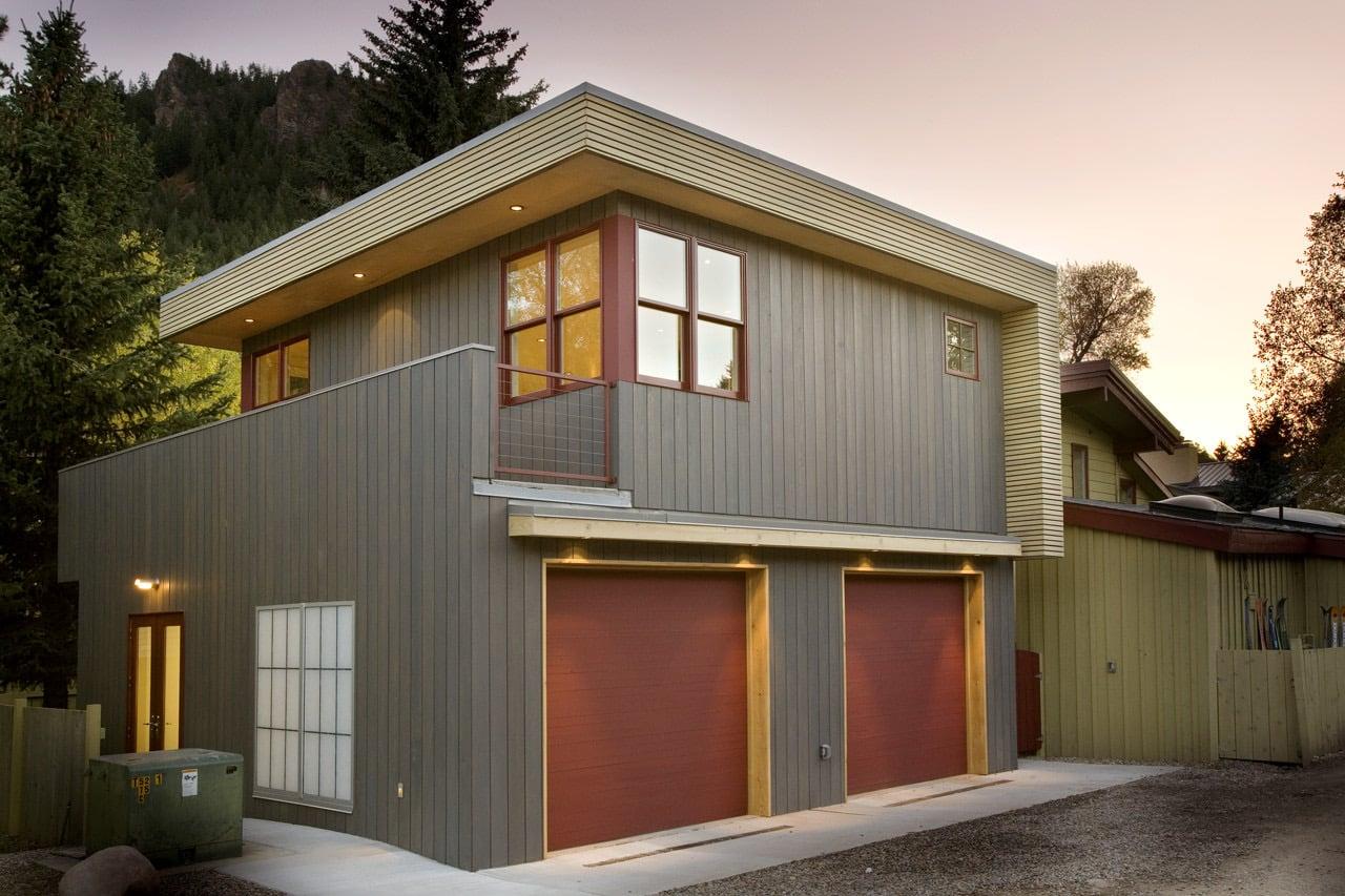 40 Contoh Desain Rumah Garasi Bawah Minimalis Dan Elegan