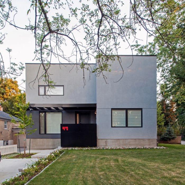 Contoh Desain Rumah Modern Kubus