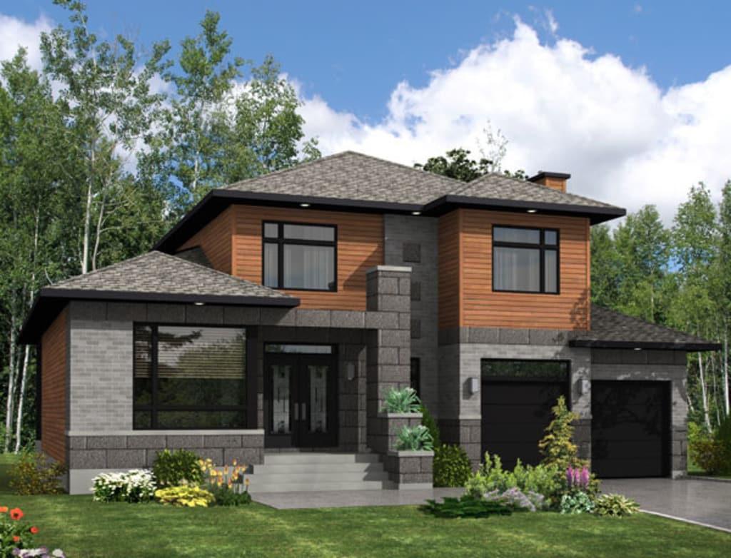 63 Koleksi Desain Rumah Mewah Dengan Halaman Luas HD