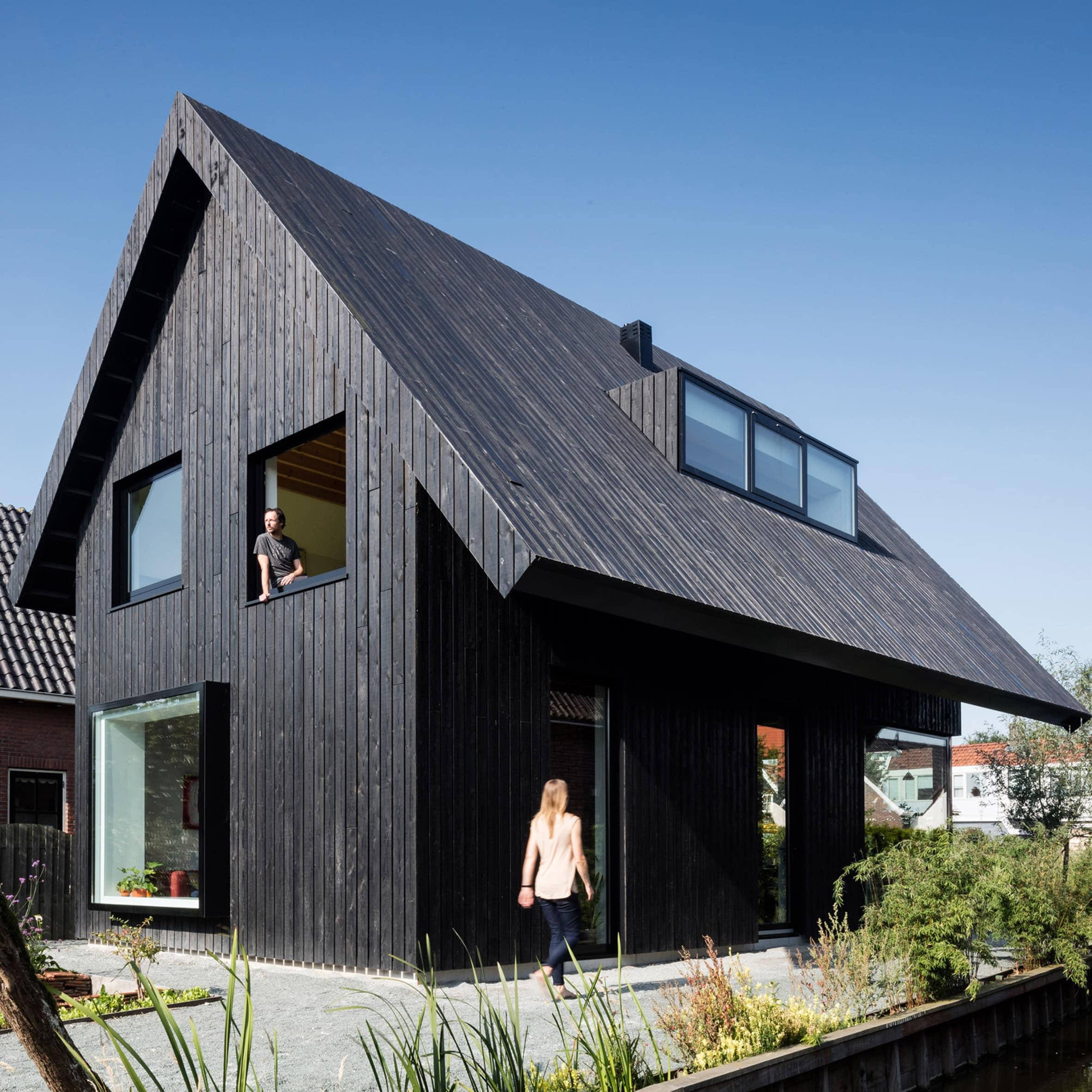 Desain Rumah Belanda Minimalis Dan Futuristik Thegorbalsla