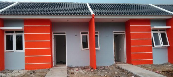 Desain rumah minimalis cantik dengan pilar