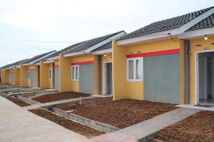 Desain rumah minimalis kombinasi warna