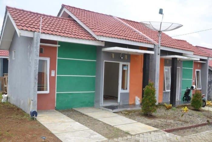 Desain rumah minimalis tanpa halaman
