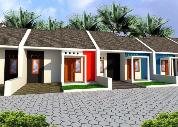 Desain rumah super minimalis dan modern