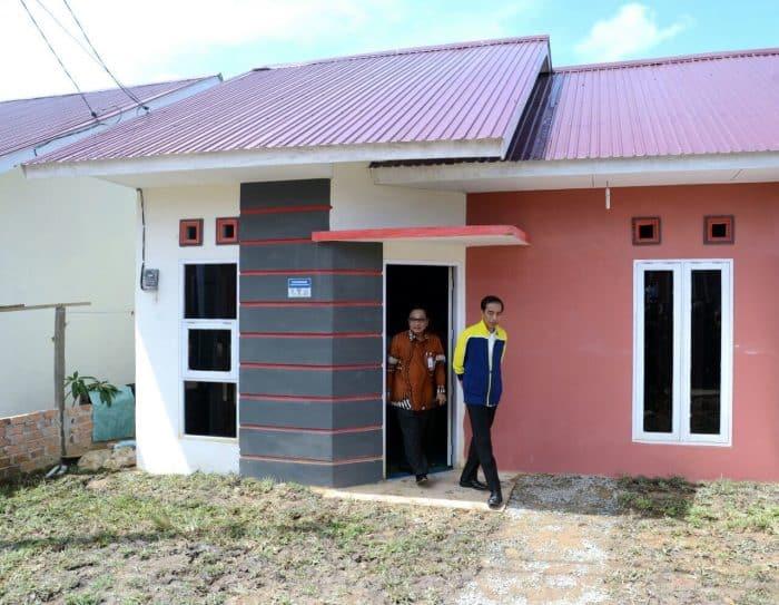 Desain rumah variasi atap