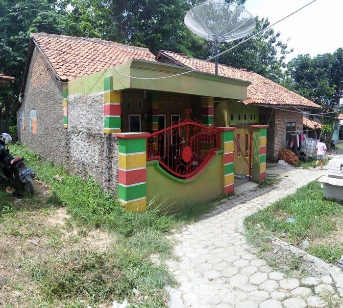 Rumah Desa Full Colour