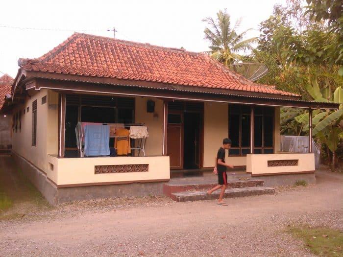 Rumah Desa Klasik