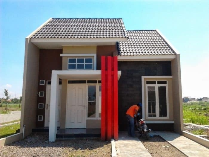 35 Rekomendasi Desain Rumah Desa Modern Dan Kekinian