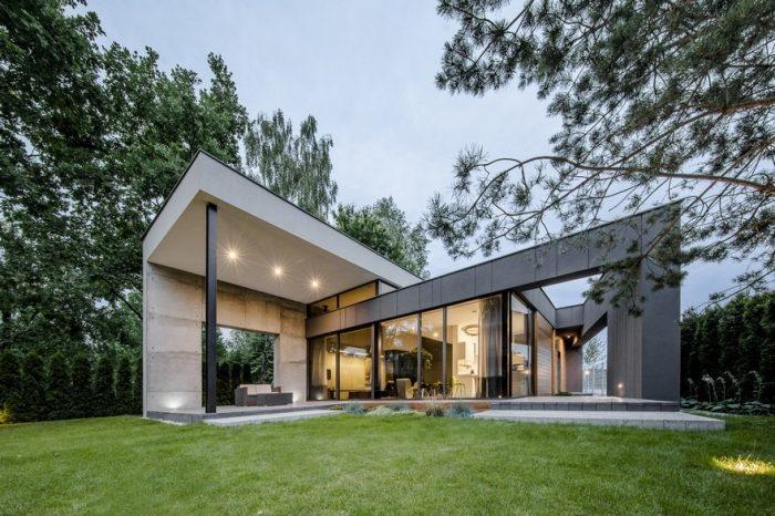 Ingin Rumah Impian Ketahui Contoh Desain Rumah Bentuk L