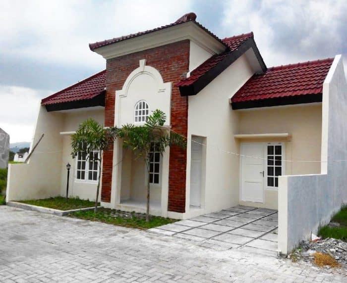 Rumah Minimalis Simple