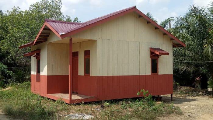 Rumah Panggung Mungil