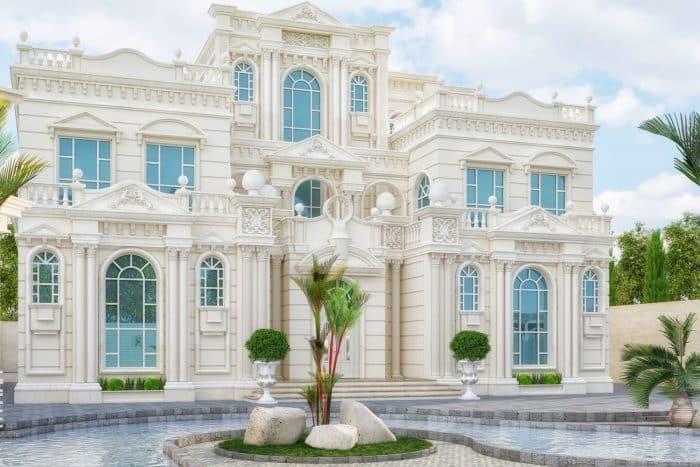 Rumah vintage berlatar kerajaan