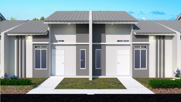 Desain rumah elit