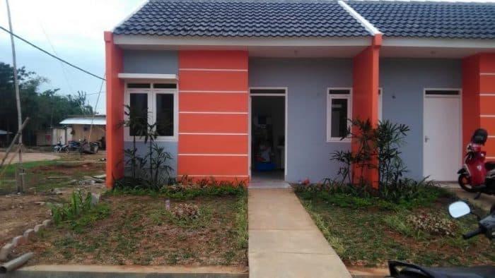 Desain rumah single sederhana