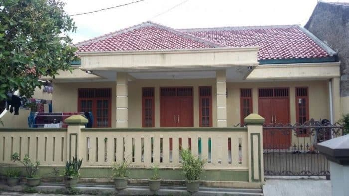 Rumah Desa Basic Atap Limas