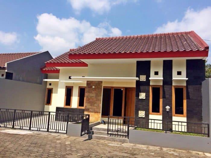 Rumah Desa Minimalis Berliku