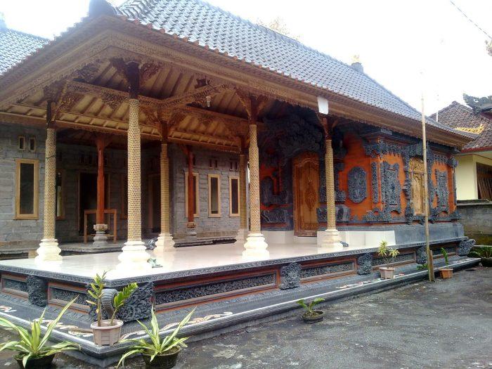 Bagian Relief dalam Rumah