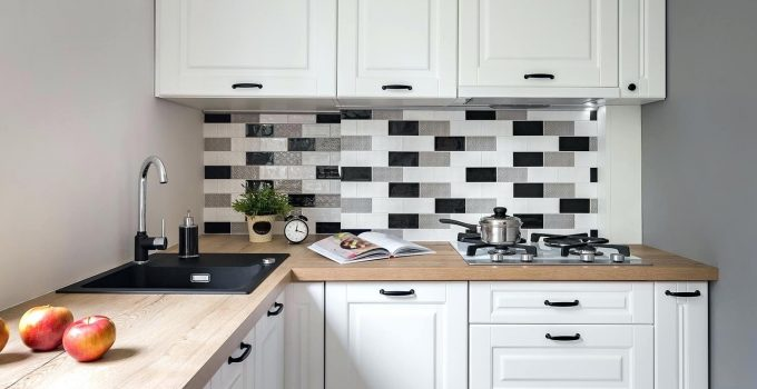 Contoh Desain Dapur Kecil Minimalis