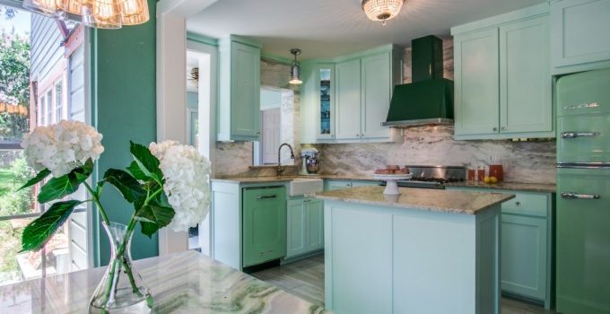 49 Contoh Desain Dapur Sederhana Dan Murah Modern Dan Futuristik