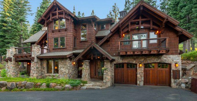 40 Contoh Desain Rumah Kayu Minimalis Modern Dan Klasik