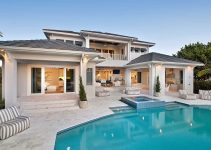 Contoh Desain Rumah Mewah 2 Lantai