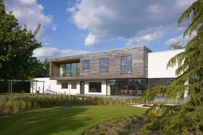 Contoh Desain Rumah Modern Go Green